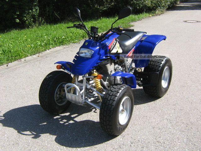 2013 SMC  Ram / Stinger 170 with only 425Km.OhneErstzulassung Motorcycle Quad photo