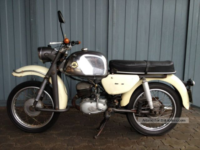 Hercules  K 103 S 1967 Vintage, Classic and Old Bikes photo