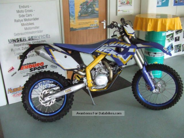2013 Husaberg  FE390 Motorcycle Enduro/Touring Enduro photo