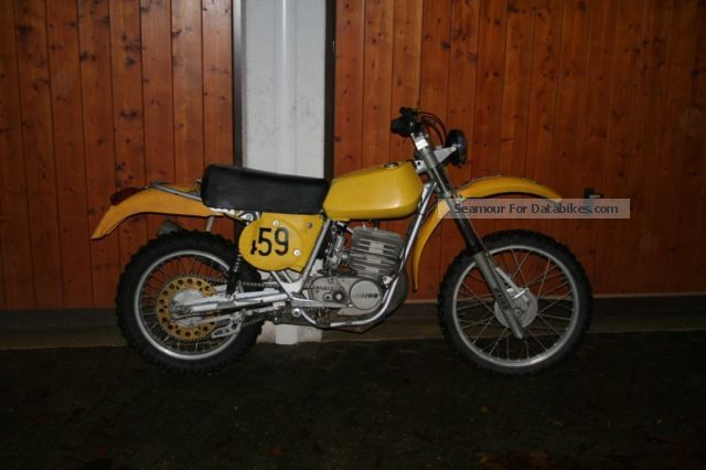 Maico  Gs 1974 Vintage, Classic and Old Bikes photo