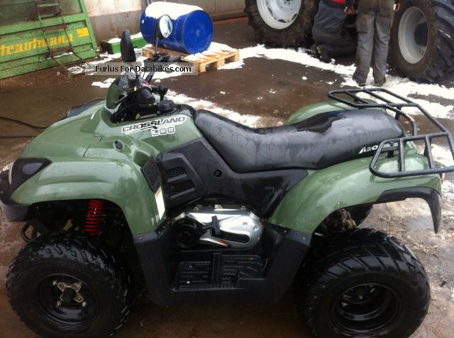 2008 Aeon  Cross Country 300 Motorcycle Quad photo