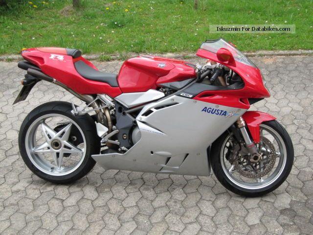 2003 MV Agusta  750S F4 1 +1 EV03 Motorcycle Sports/Super Sports Bike photo