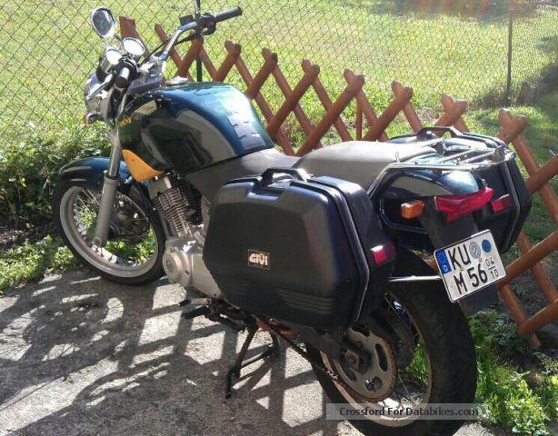 2001 Sachs  roadster Motorcycle Lightweight Motorcycle/Motorbike photo