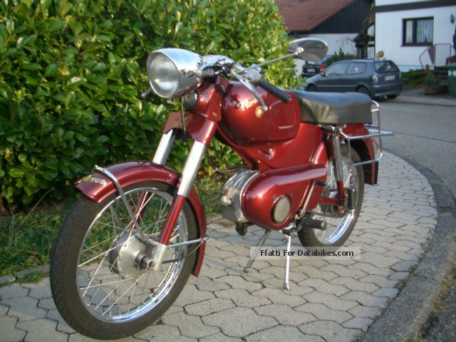 Kreidler  K54/32-D 1967 Vintage, Classic and Old Bikes photo
