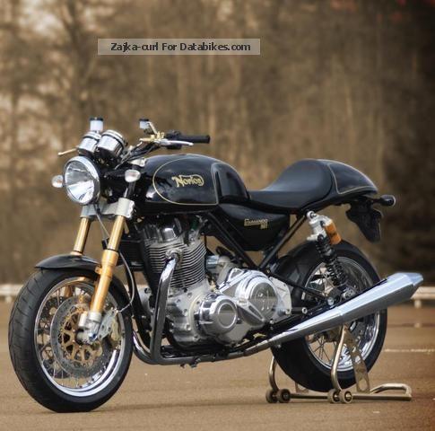 2012 Norton  Commando Motorcycle Sport Touring Motorcycles photo