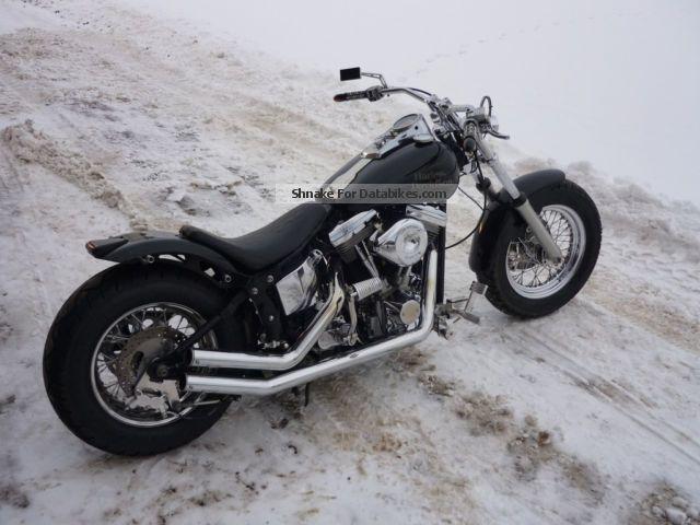 Harley Davidson  softail evo 1998 Chopper/Cruiser photo