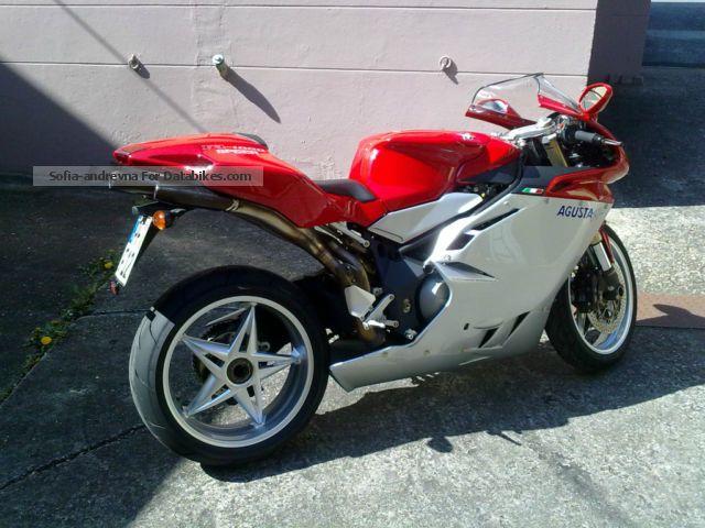 2007 MV Agusta  Speer FR 4 1000 Motorcycle Sports/Super Sports Bike photo