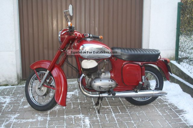 Jawa  CZ 450/455 1963 Vintage, Classic and Old Bikes photo