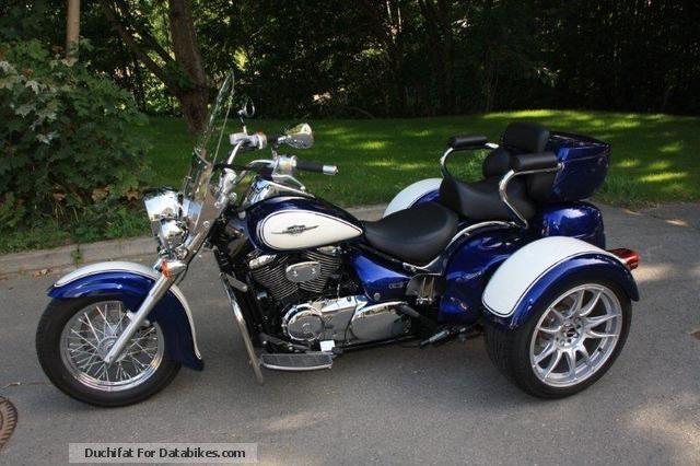 2011 Rewaco  CT 800 Motorcycle Trike photo