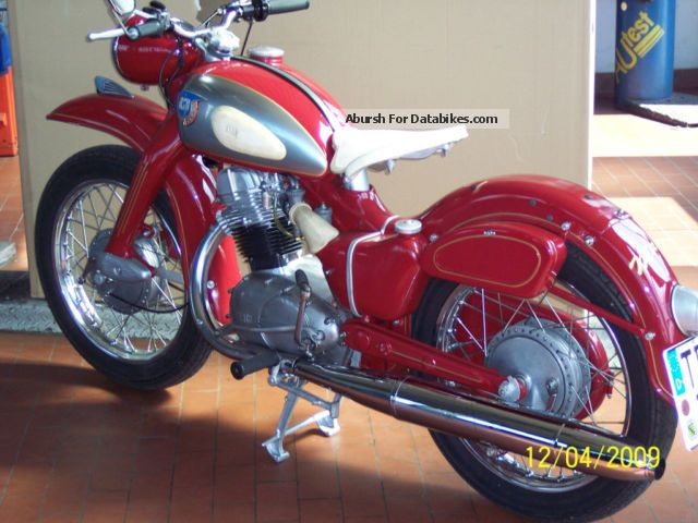 NSU  Max 1956 Vintage, Classic and Old Bikes photo