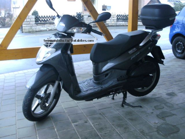 SYM  HD 200 2006 Scooter photo