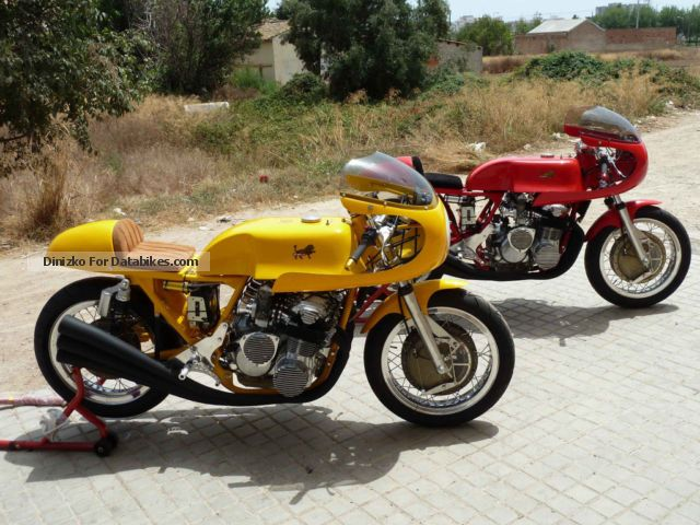 Benelli  FULLY RESTORED AS 750-900 was BENELLI CAFE RACER 1977 Vintage, Classic and Old Bikes photo