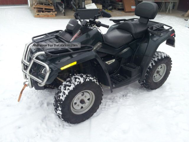2006 Bombardier  800 Max Motorcycle Quad photo
