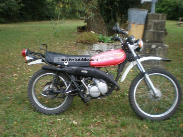 Kawasaki  KE 125 1978 Vintage, Classic and Old Bikes photo