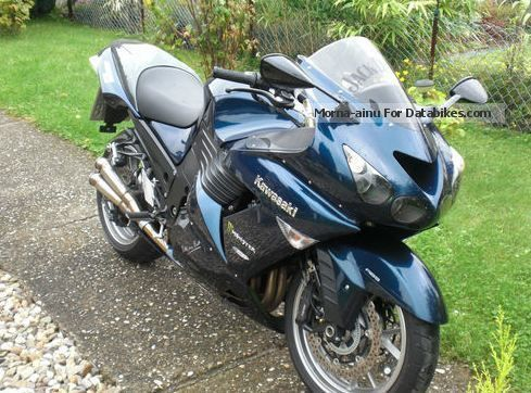 2007 Kawasaki  ZZR1400 Motorcycle Sports/Super Sports Bike photo