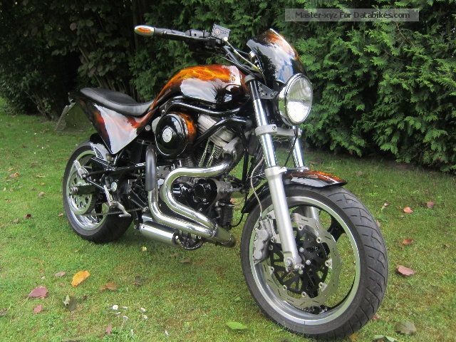Buell Bikes and ATV's (With Pictures)