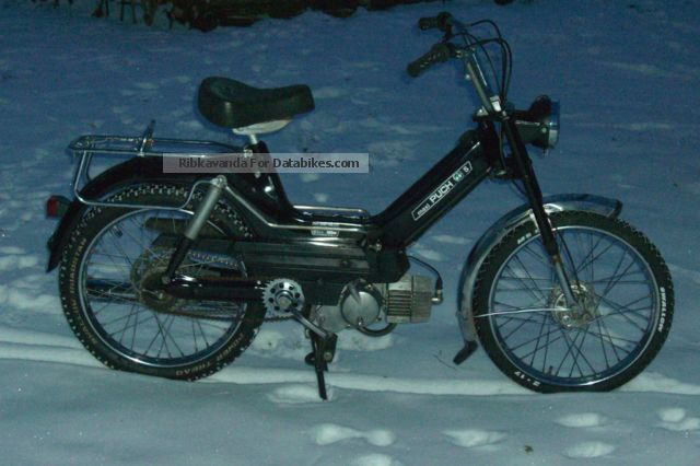 Puch  Maxi 1978 Vintage, Classic and Old Bikes photo