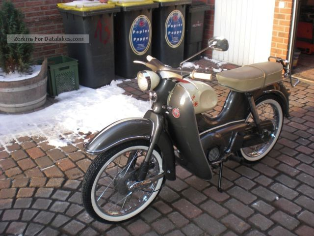 Kreidler  eggs tank 1963 Vintage, Classic and Old Bikes photo