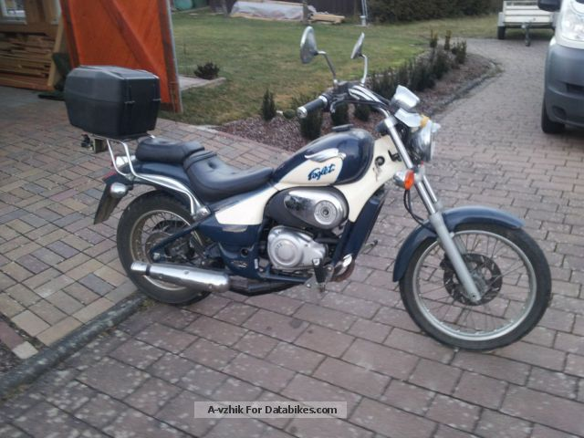 1995 Gilera  Type 503 Motorcycle Chopper/Cruiser photo