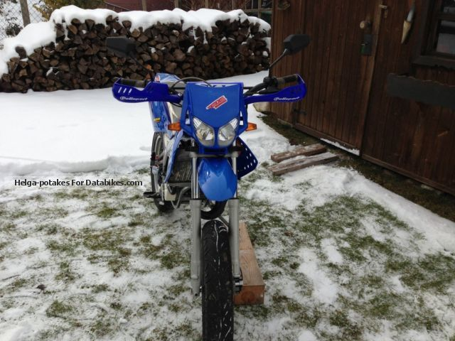 2002 Derbi  senda sm Motorcycle Motor-assisted Bicycle/Small Moped photo