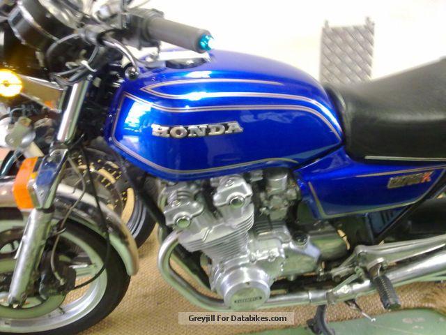 1982 Honda  CB 75 KZ Motorcycle Motorcycle photo