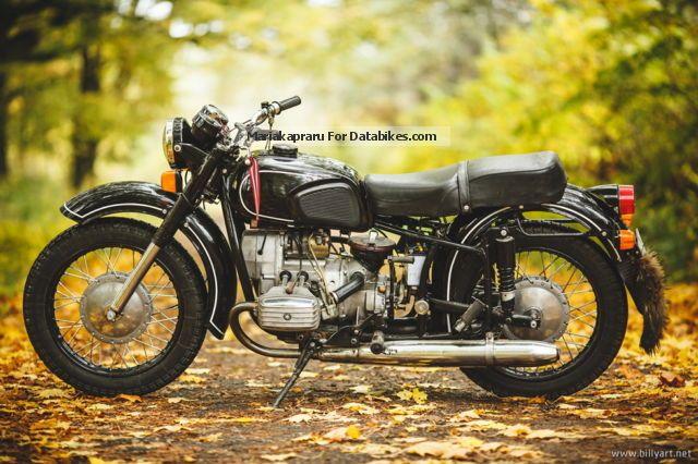 1980 Ural  Dnepr MT 10 Motorcycle Motorcycle photo