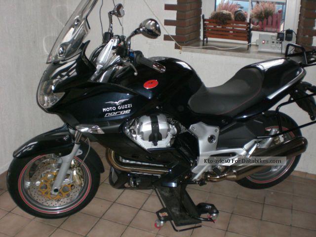 2008 Moto Guzzi  Norge GT Motorcycle Motorcycle photo