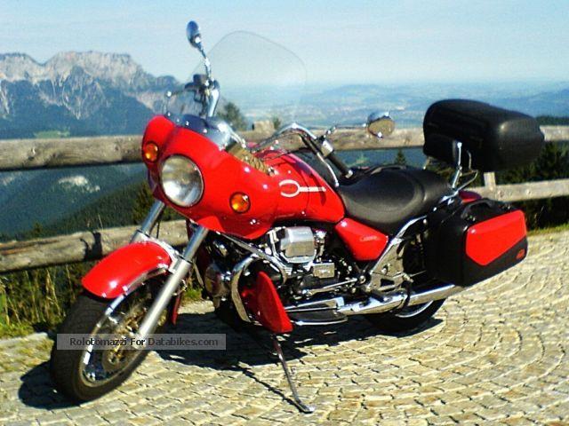 2007 Moto Guzzi  California EV Touring Special Edition Motorcycle Chopper/Cruiser photo