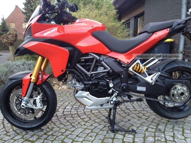 2012 Ducati  Multistrada 1200 S Motorcycle Enduro/Touring Enduro photo