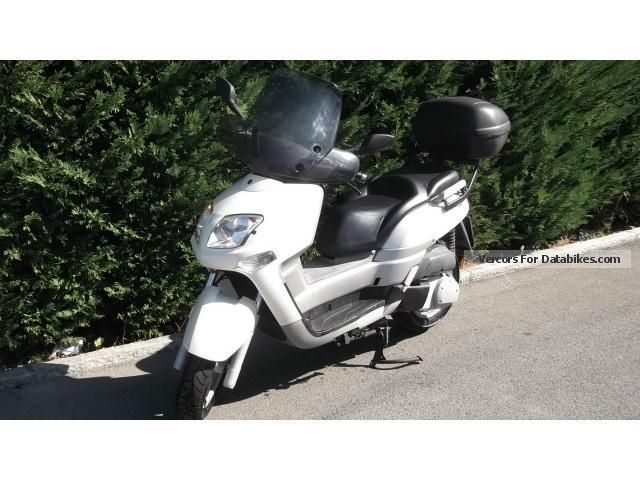 2004 MBK  Others KILIBRE 300 Motorcycle Scooter photo