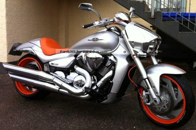 2006 Suzuki  M 1800 VZR with 280 tires Motorcycle Chopper/Cruiser photo