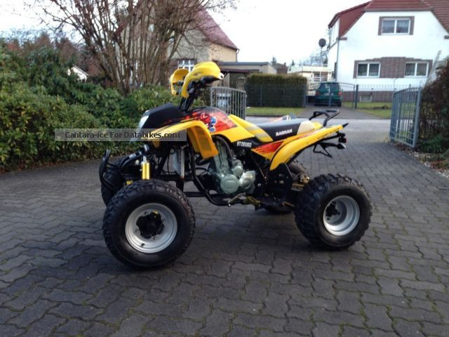 2013 Bashan  BS250S-11B Motorcycle Quad photo