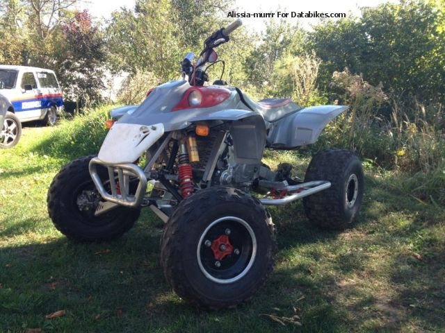 2003 Other  Cannondale Moto Motorcycle Quad photo
