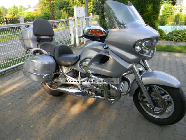 BMW  R 1200 CCL 2002 Chopper/Cruiser photo