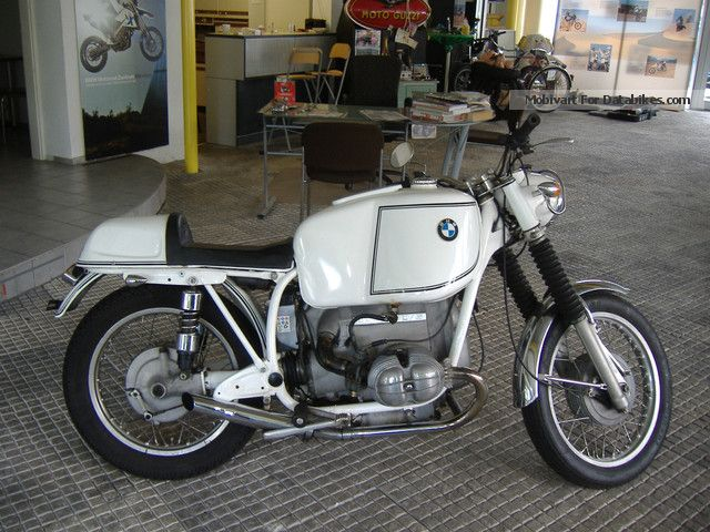BMW  R 50/5 \ 1971 Vintage, Classic and Old Bikes photo