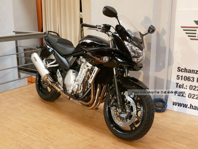 2012 Suzuki  GSF +1250 + ABS Motorcycle Motorcycle photo