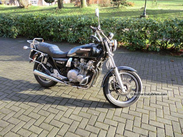 1983 Kawasaki  Z 1100 ST Motorcycle Tourer photo