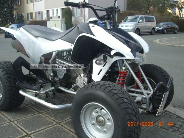 2007 Adly  Aero 300 Motorcycle Quad photo