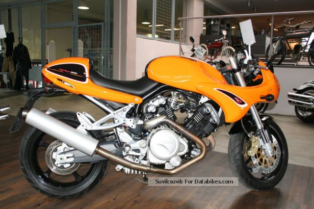 2009 Voxan  Cafe Racer Motorcycle Naked Bike photo