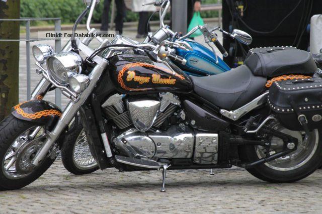 2009 Suzuki  VLR 1800 Motorcycle Chopper/Cruiser photo