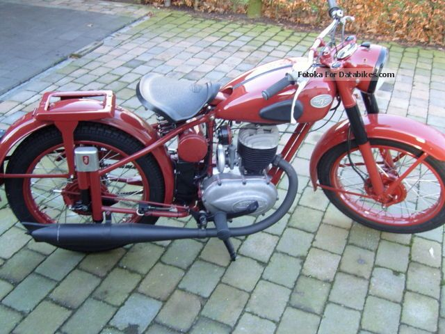 1953 Zundapp  Zündapp norma Motorcycle Motorcycle photo