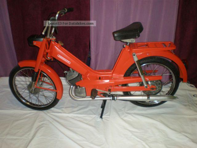 1974 Zundapp  Zündapp 442-17 Motorcycle Motor-assisted Bicycle/Small Moped photo