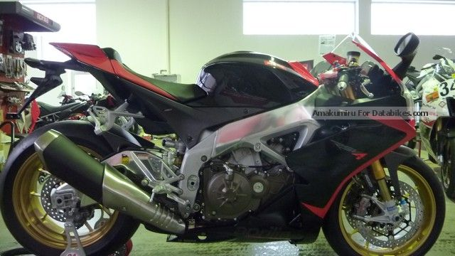 2012 Aprilia  RSV4 Factory ABS model 2013! Immediately Motorcycle Sports/Super Sports Bike photo