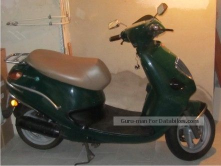 1999 Aprilia  Gulliver Motorcycle Scooter photo