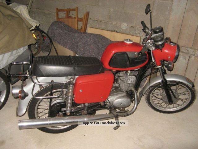 1979 Mz  150ts Motorcycle Lightweight Motorcycle/Motorbike photo
