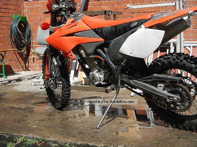2008 Beta  450R Motorcycle Enduro/Touring Enduro photo