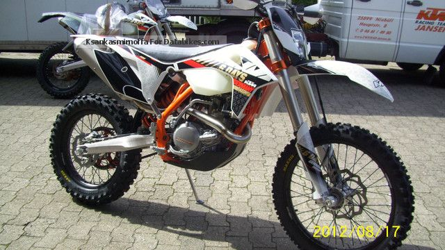 2012 KTM  125-300-350-450 ISDE 2013, `` New Motorcycle Rally/Cross photo