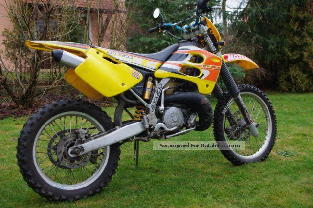 1999 Gasgas  EC 200 Motorcycle Rally/Cross photo