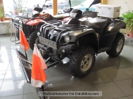 2011 Linhai  600 Motorcycle Quad photo