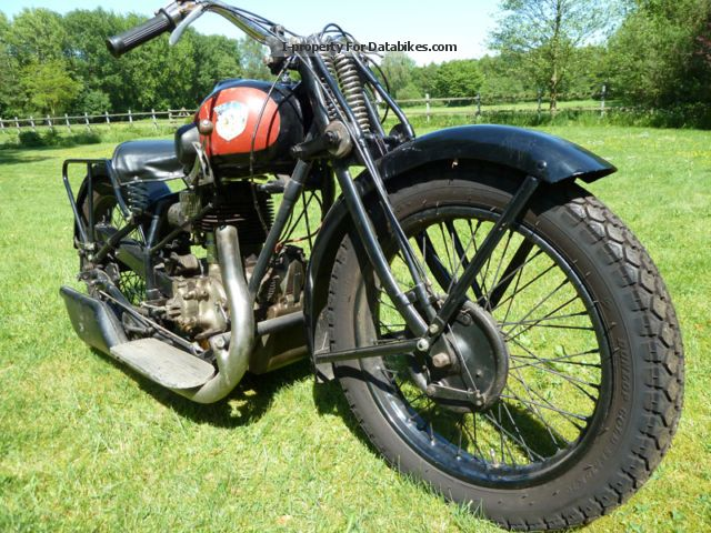 NSU  601 TS 1930 Vintage, Classic and Old Bikes photo